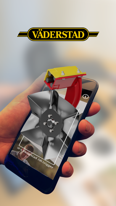 Vaderstad AR screenshot one