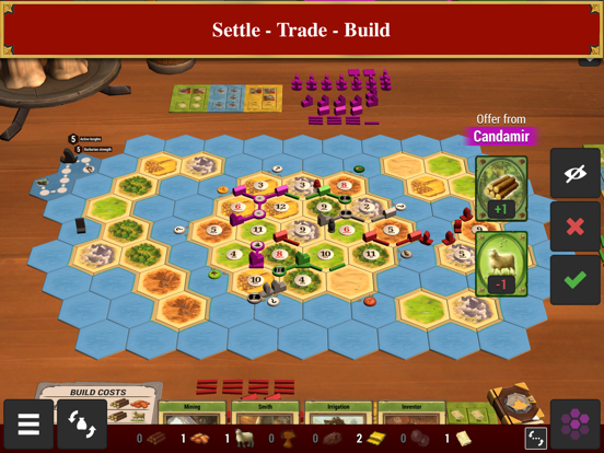 Catan Universe screenshot 15