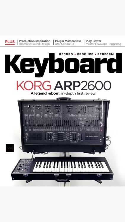Keyboard Magazine