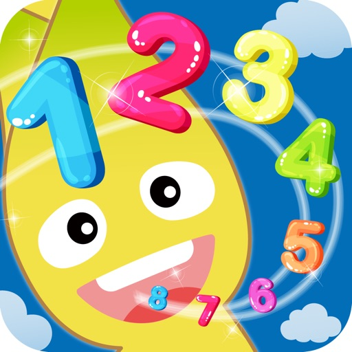 数字・数え方の幼児向け知育アプリ! かずあそび