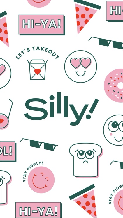 Silly! Stickers