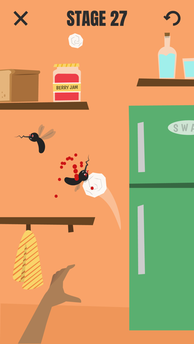 Kill the bug! screenshot 3
