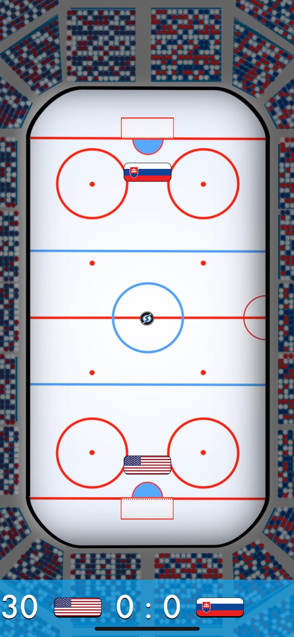 Hockey Blitz Cheat Codes