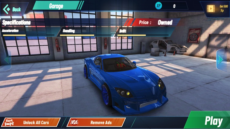 Extreme Car Drift Racing