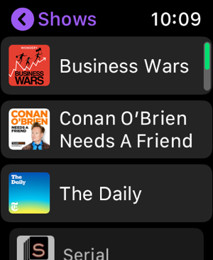 ‎Apple Podcasts Screenshot