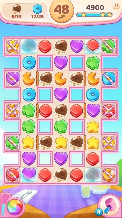 Cookie Rush - Match Adventure