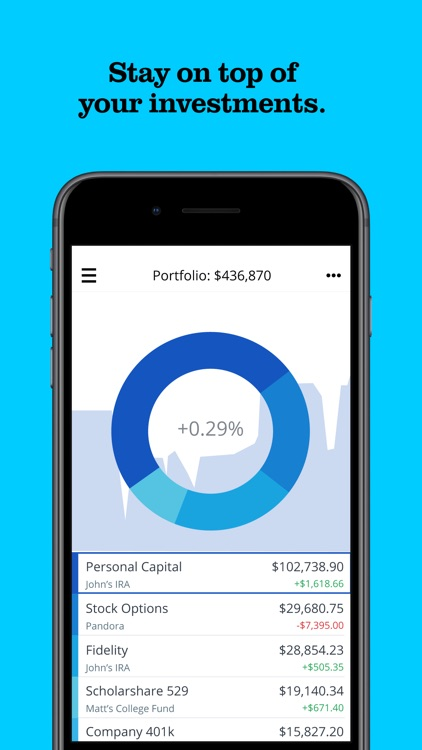 Personal Capital screenshot-3