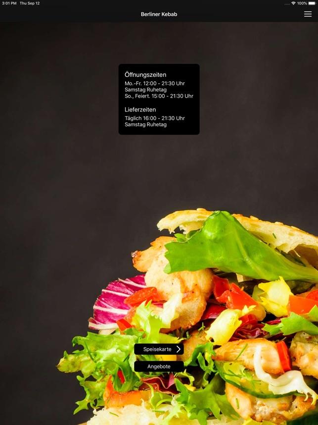 Berliner kebab