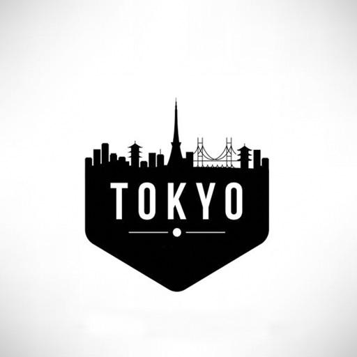 Tokyo Dark Stickers