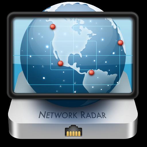 网络设备发现查看工具 Network Radar