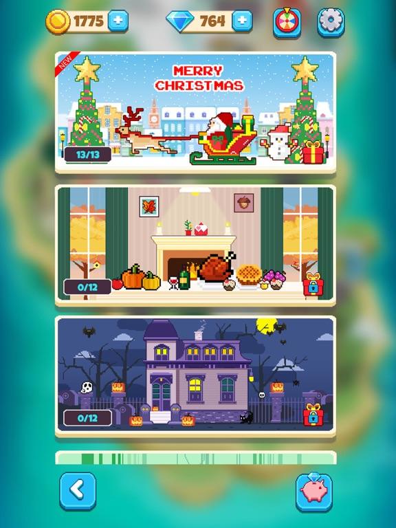 Pixel Cross™-ピクロス謎解きゲームのおすすめ画像1
