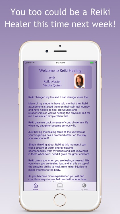 Reiki Energy Healing screenshot-0