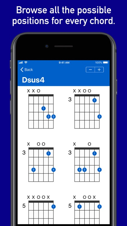 GtrLib Chords Pro screenshot-2