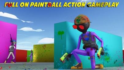 Paintball Shooting Action Game screenshot #1