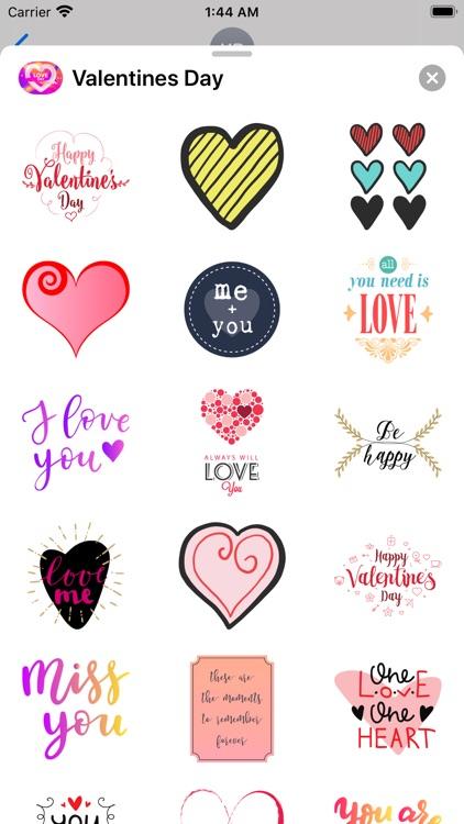 Valentines Day Frames & Cards
