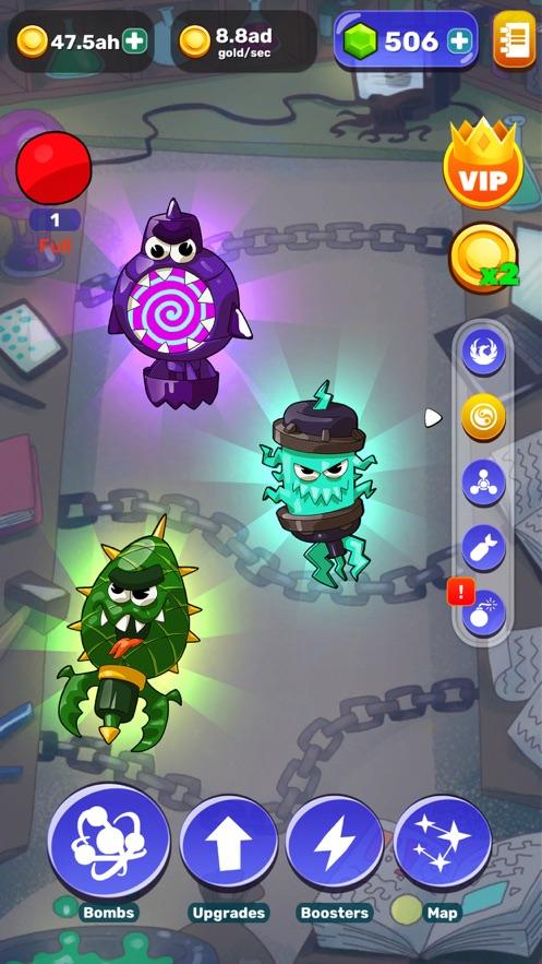 BIG BANG Evolution App 截图