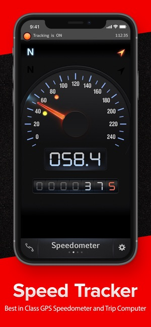 Speed Tracker lite on the App Store