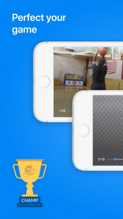Hustle: At-Home Sports Drills