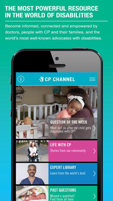 CP Channel screenshot one