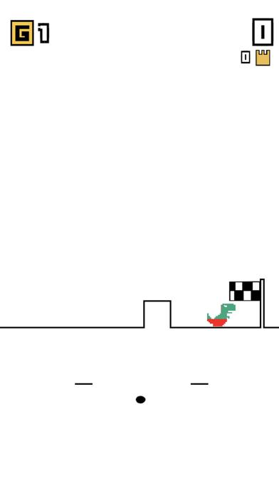 Run Line: Dinosaur screenshot 3