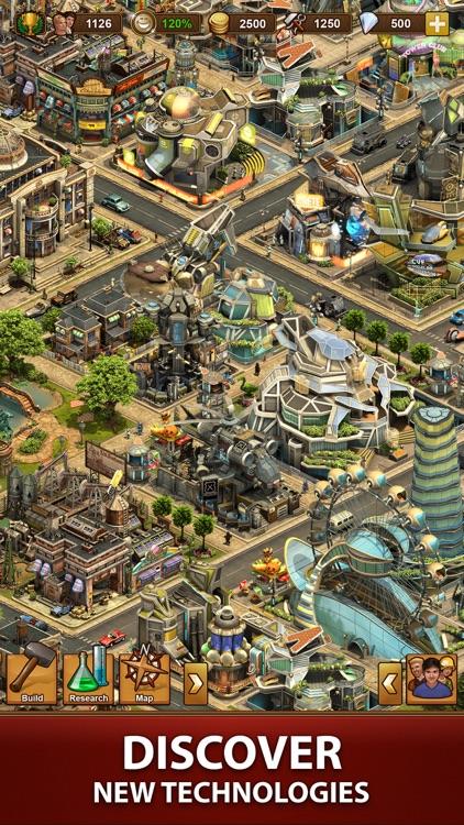 Forge of Empires: Build a City screenshot-3
