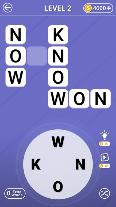 Toon Words Puzzle Uncrossed for windows pc