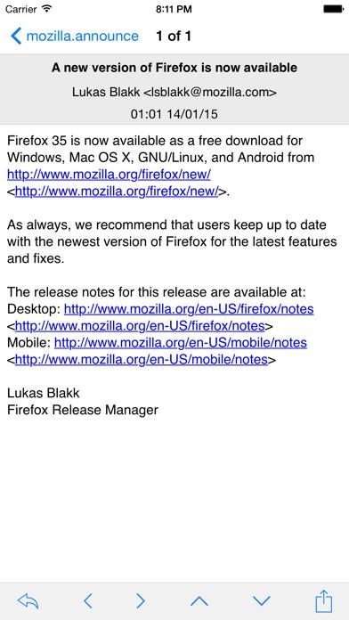 yrNews Usenet Readerのおすすめ画像3