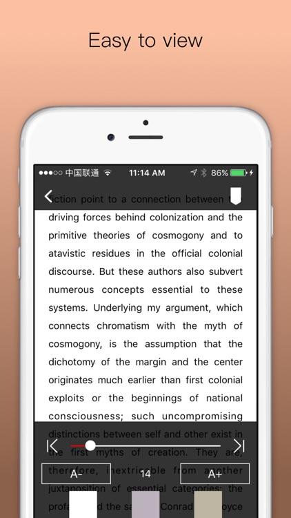 Epub Reader -read epub,chm,txt