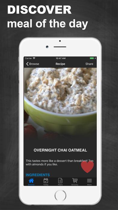 Vegan's Cook screenshot two