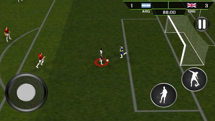 Ultimate Soccer Strike 2019 screenshot-7