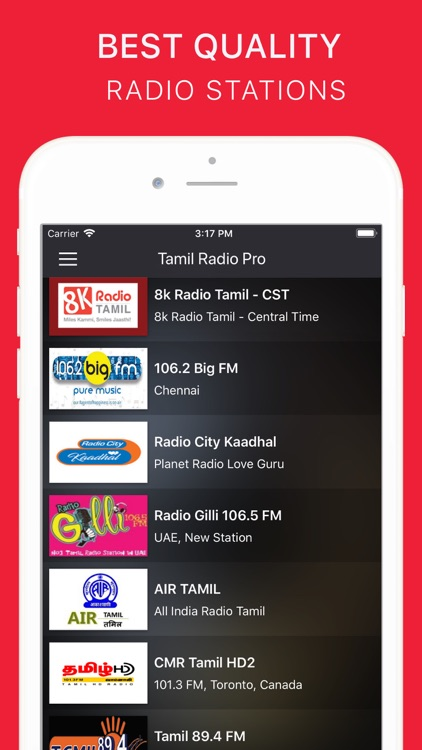 Tamil Radio Pro - No Ads