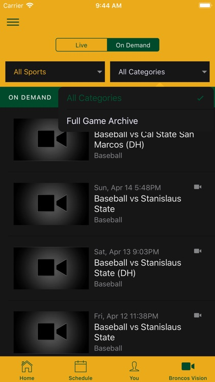 CPP Athletics screenshot-3