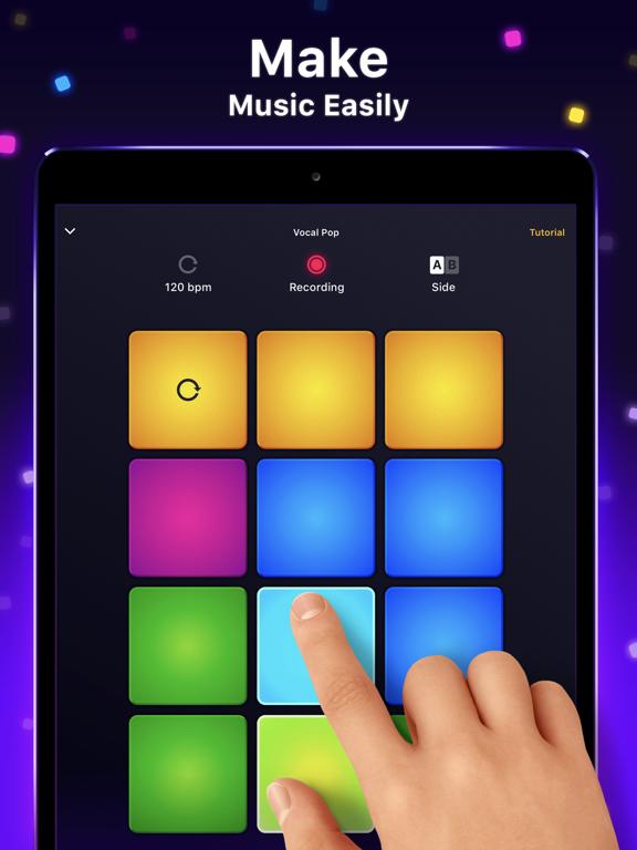 Drum Pad Machine screenshot 1