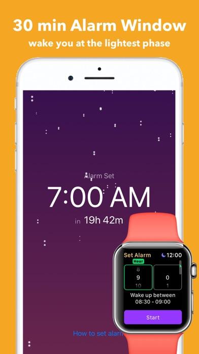 Smart Alarm Clock for Watch Screenshots