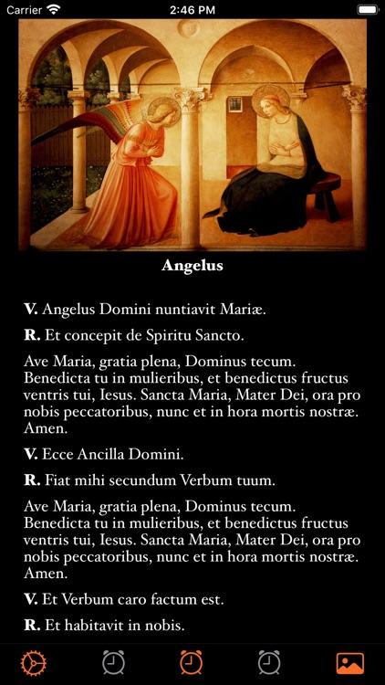 Pocket Angelus & Regina Caeli