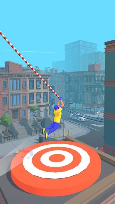 Rope Swing 3D screenshot 1