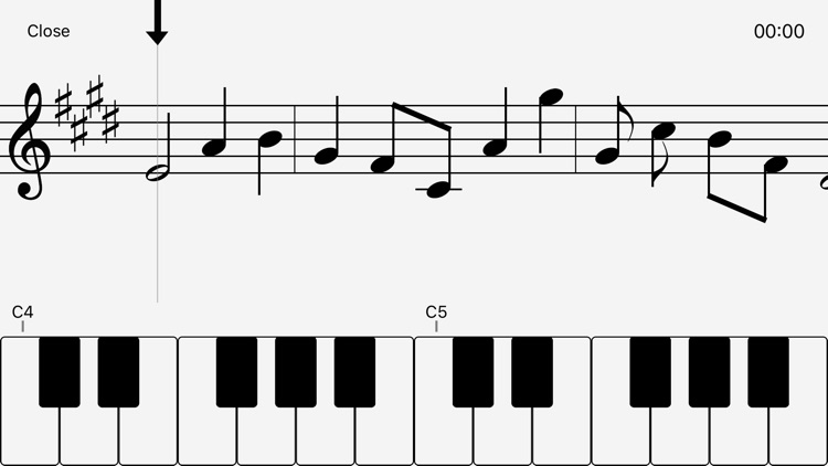 Notes - Sight Reading Trainer