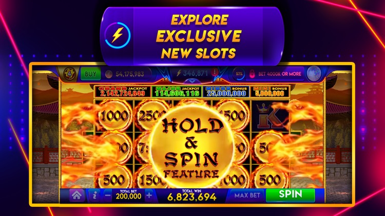 Lightning Link Casino Slots screenshot-3
