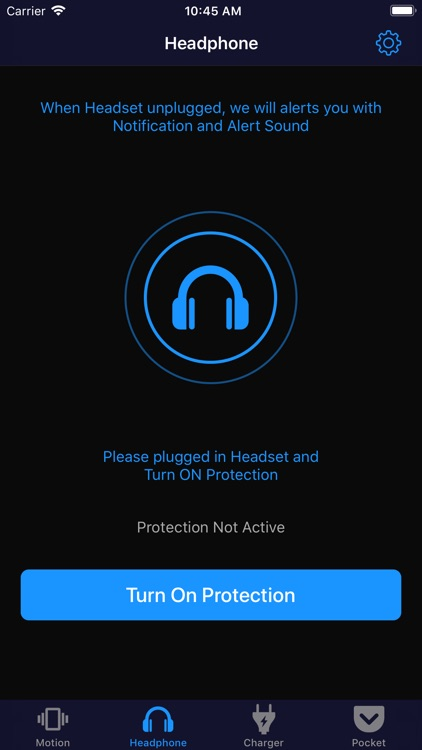 SecurePhone - anti-theft alarm screenshot-4