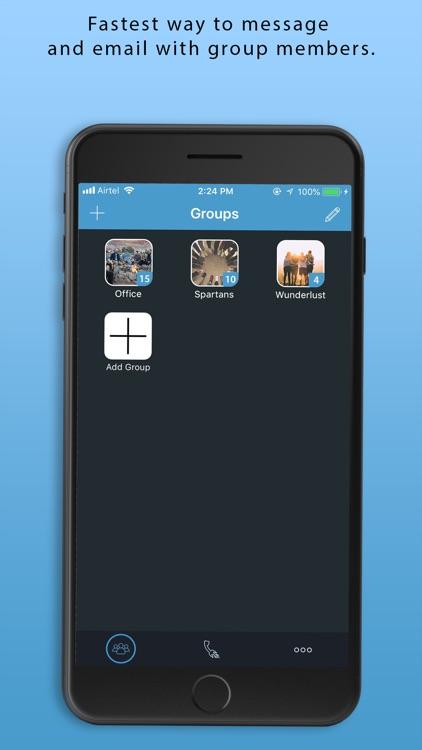 Speed Dial - Lite screenshot-3