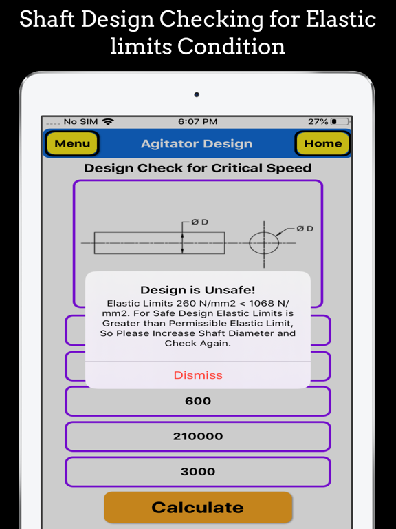 Agitator Design Pro screenshot 19