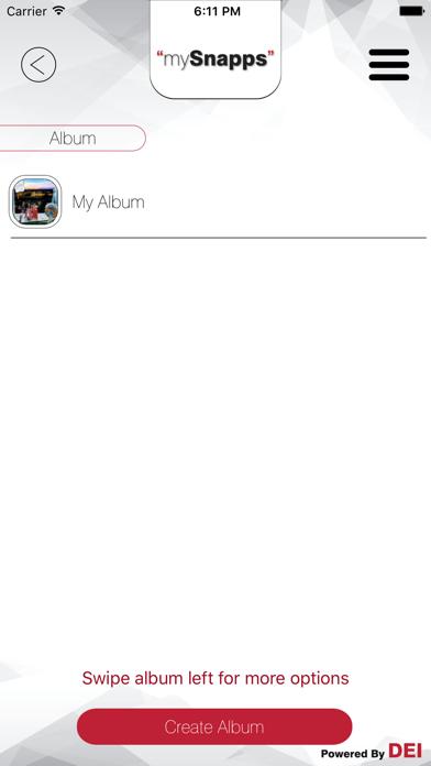 mySnapps screenshot four