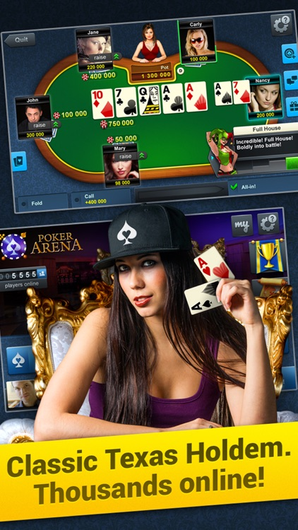 покер арена игры онлайн