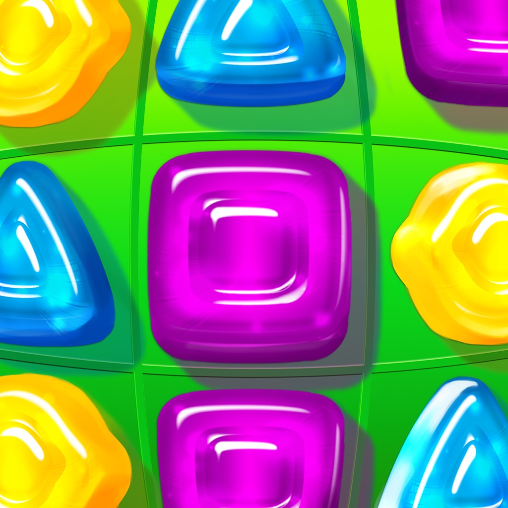 Gummy Drop! Abbina e restaura
