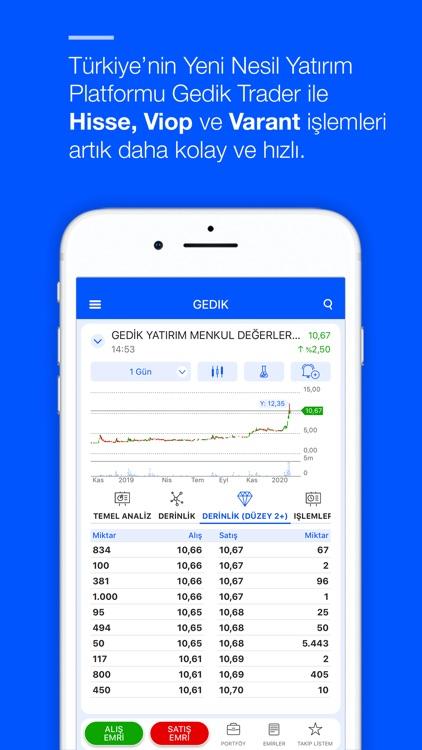 Gedik Trader screenshot-6