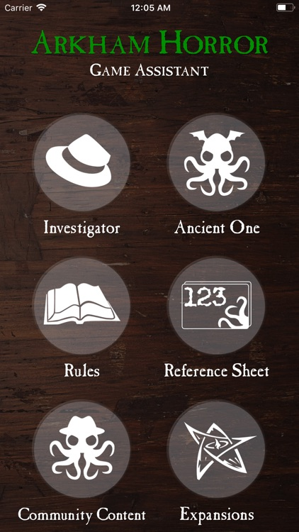 Assistant for Arkham Horror screenshot-0