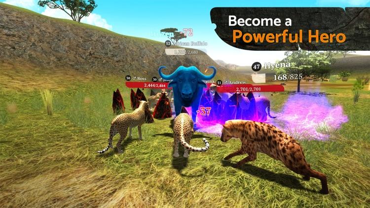 The Cheetah: RPG Simulator screenshot-4