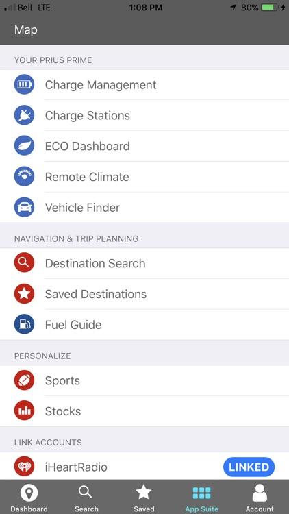 Toyota Entune screenshot-4