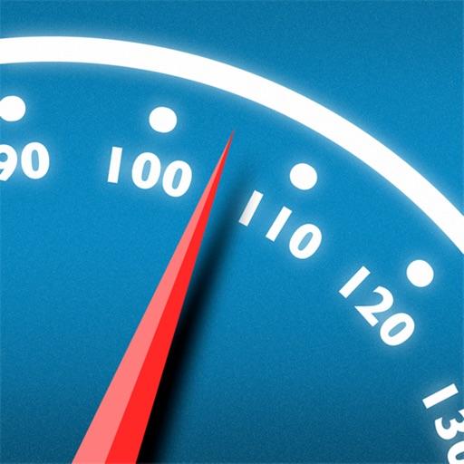 Large Speedometer Plus