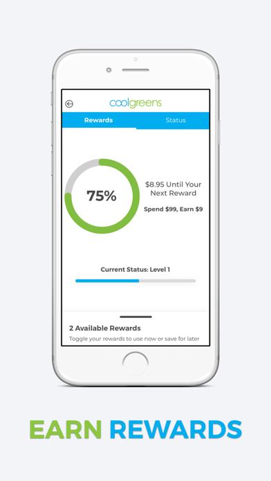 Coolgreens Rewards screenshot 3